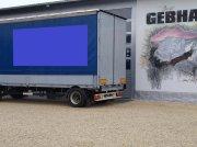 Schwarzmüller Jumboanhänger 18 Tonnen Ballenwagen Plane und Spriegel LKW Anhänger