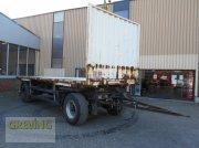 Anhänger des Typs Sommer AW 200VL 18 to Flachwagen, Gebrauchtmaschine in Greven