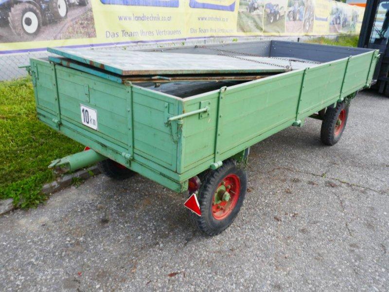 Anhänger des Typs Sonstige 2 Achs Anhänger, Gebrauchtmaschine in Villach (Bild 1)