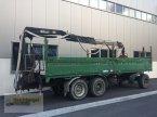 Anhänger типа Sonstige 3-Achs Anhänger mit Kran в Senftenbach