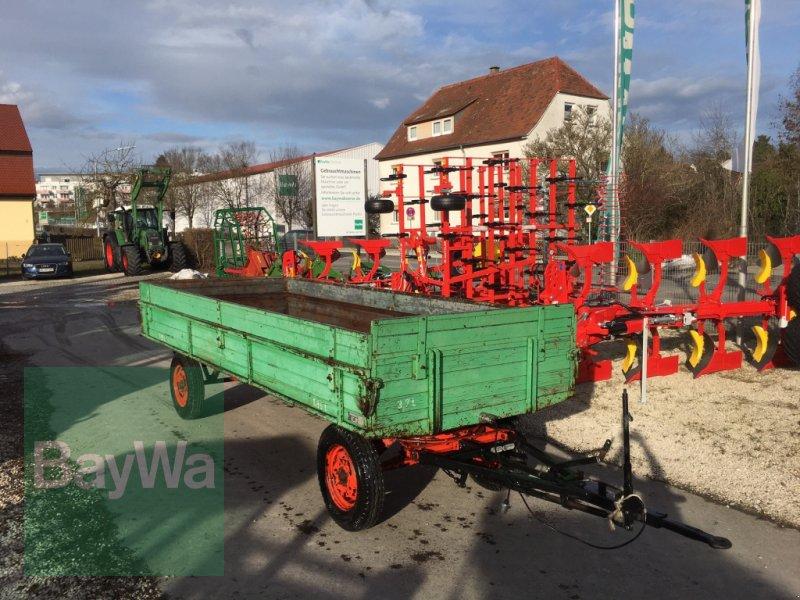 Anhänger des Typs Sonstige Ackerwagen Gummiwagen Holzwagen 3,7t, Gebrauchtmaschine in Dinkelsbühl (Bild 1)