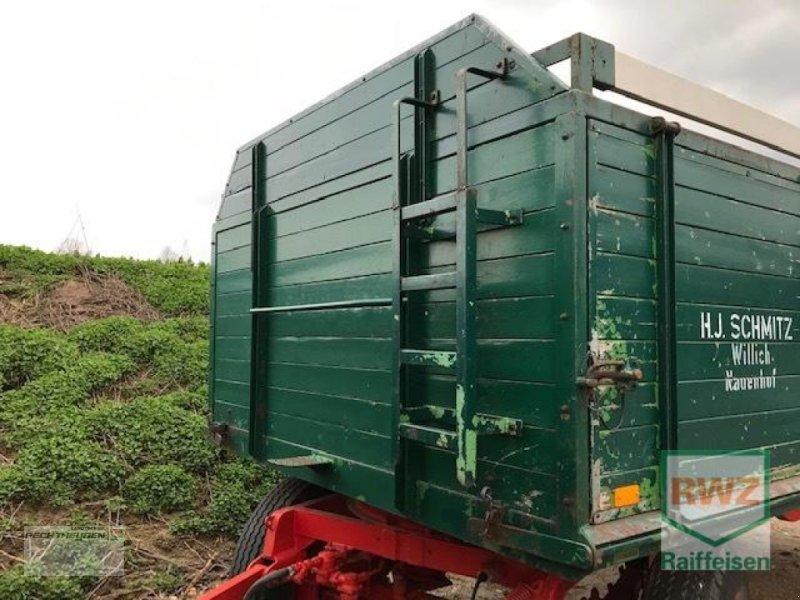 Anhänger des Typs Sonstige Anhänger Pritsche 10 t., Gebrauchtmaschine in Wegberg (Bild 2)