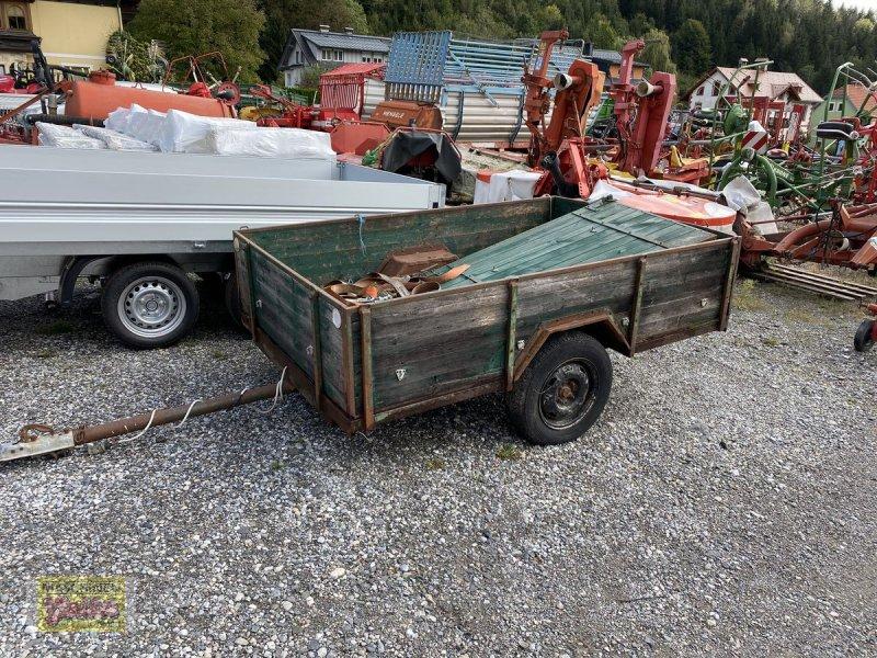 Anhänger типа Sonstige Anhänger, Gebrauchtmaschine в Kötschach (Фотография 1)