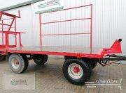 Anhänger типа Sonstige Ballenwagen / Strohwagen, Gebrauchtmaschine в Wildeshausen
