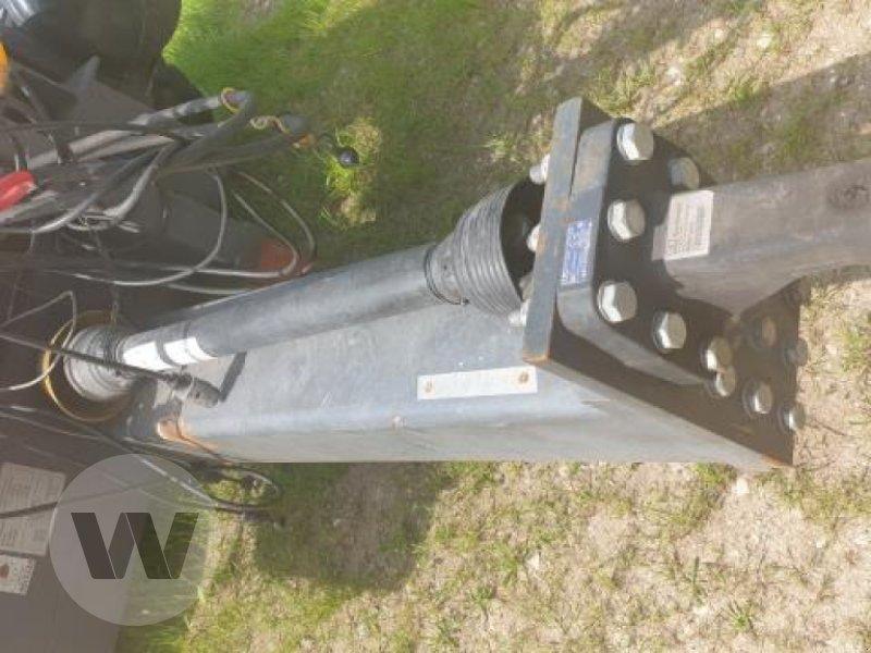 Anhänger des Typs Sonstige BEGEMANN DOLLY ACHSE, Gebrauchtmaschine in Börm (Bild 2)