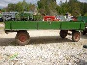 Anhänger a típus Sonstige Gummiwagen, Gebrauchtmaschine ekkor: Pegnitz-Bronn