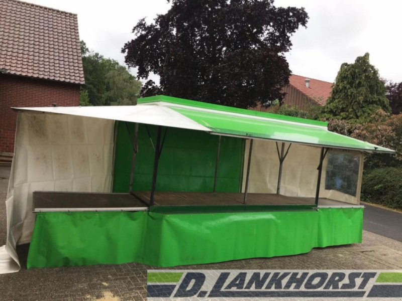 Anhänger des Typs Sonstige Haverkamp Tandem-Verkaufswagen, Gebrauchtmaschine in Emsbüren (Bild 8)
