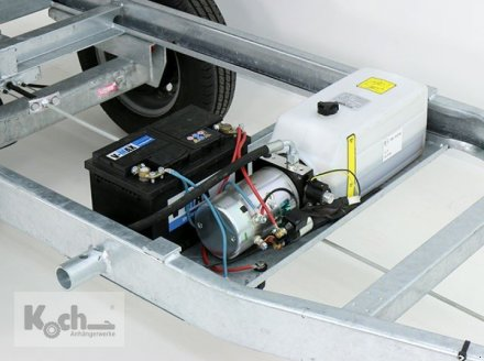 Anhänger типа Sonstige Heckkipper DK 150x250cm 1,3t|E-Pumpe|Aktion (Ki2073So), Neumaschine в Winsen (Luhe) (Фотография 13)
