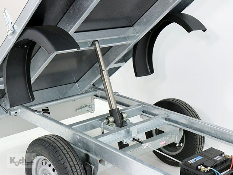 Anhänger типа Sonstige Heckkipper DK 150x250cm 1,3t|E-Pumpe|Aktion (Ki2073So), Neumaschine в Winsen (Luhe) (Фотография 12)