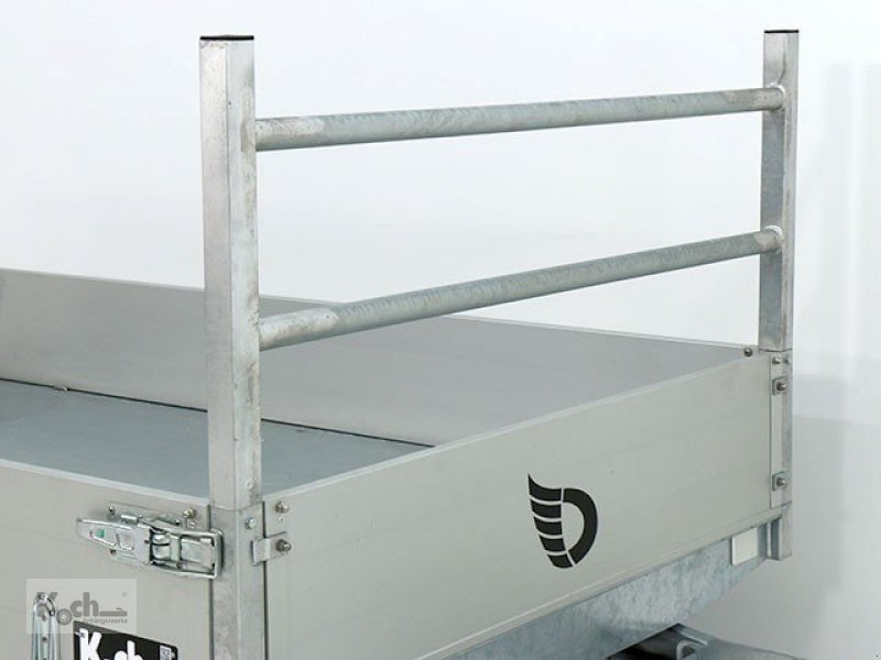 Anhänger типа Sonstige Heckkipper DK 150x250cm 1,3t|E-Pumpe|Aktion (Ki2073So), Neumaschine в Winsen (Luhe) (Фотография 11)