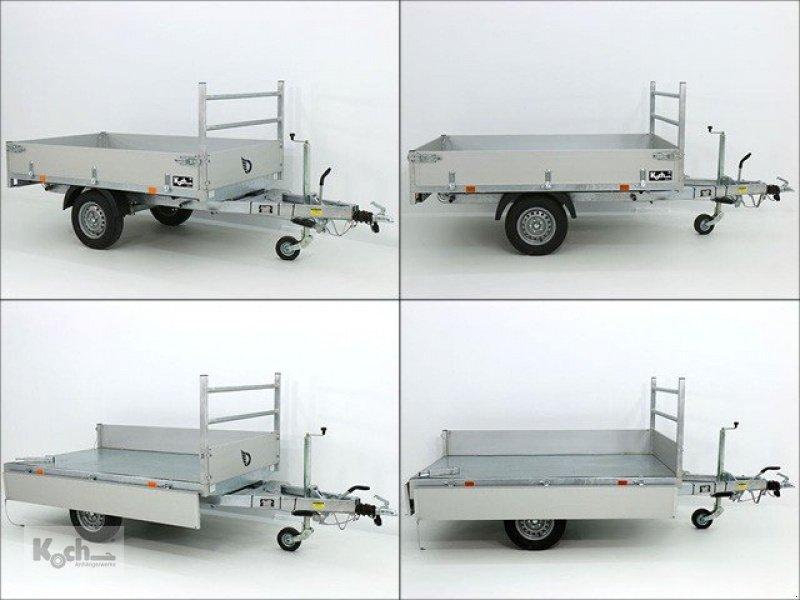 Anhänger типа Sonstige Heckkipper DK 150x250cm 1,3t|E-Pumpe|Aktion (Ki2073So), Neumaschine в Winsen (Luhe) (Фотография 6)