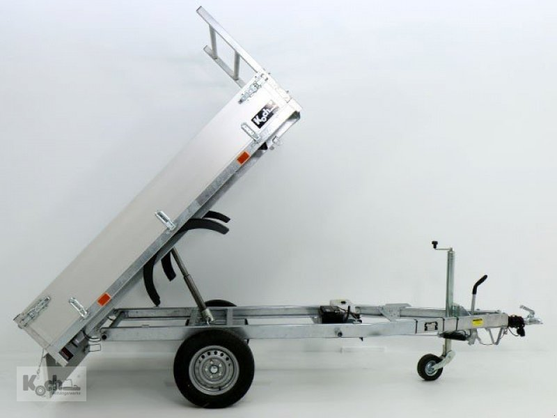 Anhänger типа Sonstige Heckkipper DK 150x250cm 1,3t|E-Pumpe|Aktion (Ki2073So), Neumaschine в Winsen (Luhe) (Фотография 7)