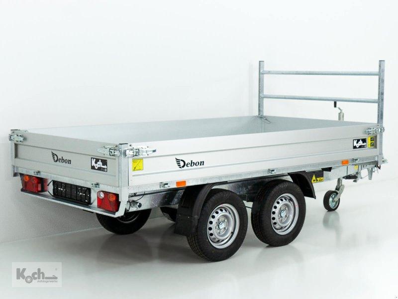 Anhänger типа Sonstige Heckkipper DK 155x305cm 2,0t E-Pumpe Aktion (Ki1666So), Neumaschine в Winsen (Luhe) (Фотография 4)