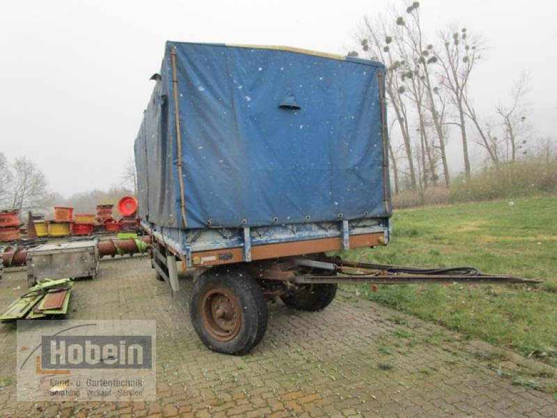 Anhänger typu Sonstige HL 62.02, Gebrauchtmaschine v Coppenbruegge (Obrázok 2)