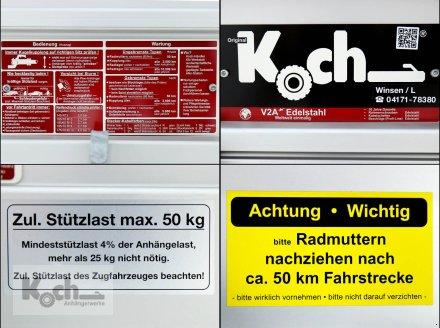 Anhänger типа Sonstige Koch-Anhänger 150x300cm 2,0t Typ 7.20 Hobby Hochplane 180 cm Angebot Koch (Pkw10200720180Ko), Neumaschine в Winsen (Luhe) (Фотография 7)