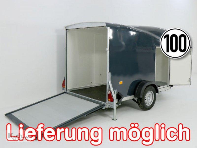 Anhänger типа Sonstige Kofferanhänger DK Vollpoly 150x290cm H:160cm neues Modell anthrazit Debon (Ko1548So), Neumaschine в Winsen (Luhe) (Фотография 1)