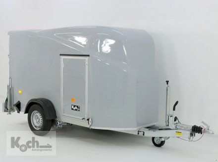 Anhänger типа Sonstige Kofferanhänger DK Vollpoly 150x290cm H:160cm|neues Modell|grau|Debon (Ko1551So), Neumaschine в Winsen (Luhe) (Фотография 13)