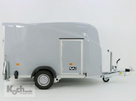 Anhänger типа Sonstige Kofferanhänger DK Vollpoly 150x290cm H:160cm|neues Modell|grau|Debon (Ko1551So), Neumaschine в Winsen (Luhe) (Фотография 12)