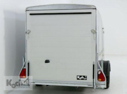 Anhänger типа Sonstige Kofferanhänger DK Vollpoly 150x290cm H:160cm|neues Modell|grau|Debon (Ko1551So), Neumaschine в Winsen (Luhe) (Фотография 2)