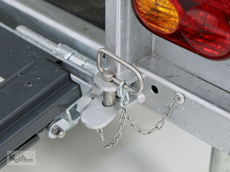 Anhänger типа Sonstige Kofferanhänger DK Vollpoly 150x290cm H:160cm|neues Modell|grau|Debon (Ko1551So), Neumaschine в Winsen (Luhe) (Фотография 8)