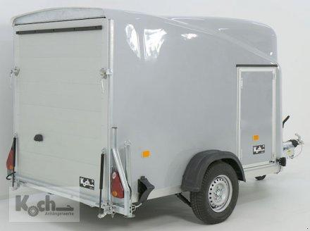 Anhänger типа Sonstige Kofferanhänger DK Vollpoly 150x290cm H:160cm|neues Modell|grau|Debon (Ko1551So), Neumaschine в Winsen (Luhe) (Фотография 3)