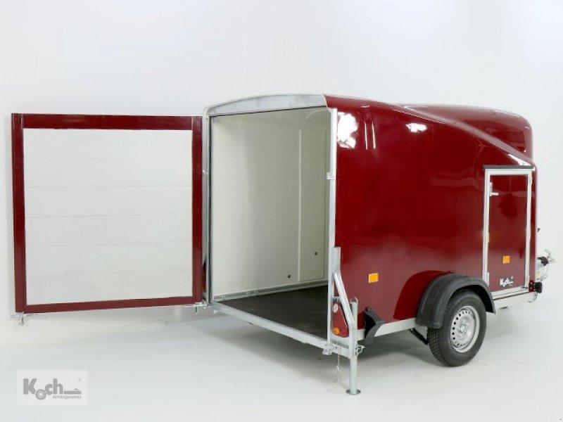 Anhänger типа Sonstige Kofferanhänger DK Vollpoly 150x290cm H:160cm|neues Modell|rot|Debon (Ko1549So), Neumaschine в Winsen (Luhe) (Фотография 9)