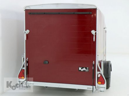 Anhänger типа Sonstige Kofferanhänger DK Vollpoly 150x290cm H:160cm|neues Modell|rot|Debon (Ko1549So), Neumaschine в Winsen (Luhe) (Фотография 2)
