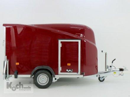 Anhänger типа Sonstige Kofferanhänger DK Vollpoly 150x290cm H:160cm|neues Modell|rot|Debon (Ko1549So), Neumaschine в Winsen (Luhe) (Фотография 11)