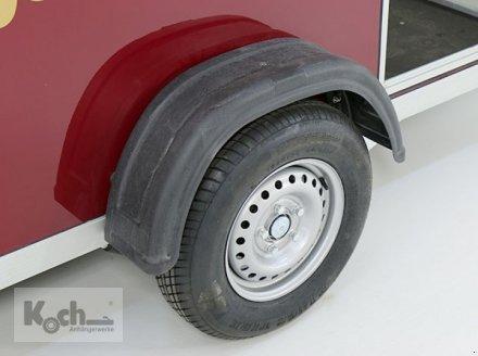 Anhänger типа Sonstige Kofferanhänger DK Vollpoly 150x290cm H:160cm|neues Modell|rot|Debon (Ko1549So), Neumaschine в Winsen (Luhe) (Фотография 5)