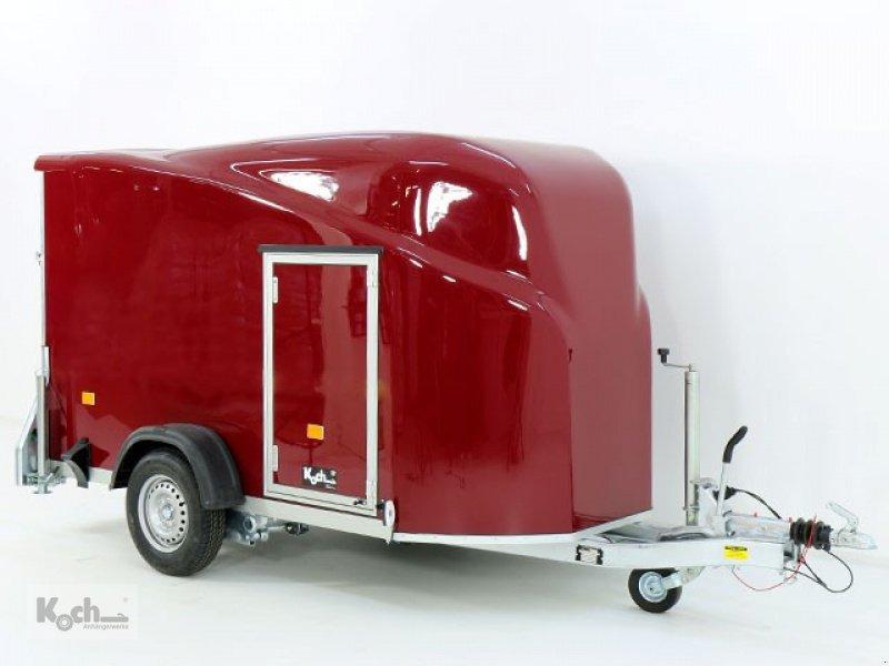 Anhänger типа Sonstige Kofferanhänger DK Vollpoly 150x290cm H:160cm|neues Modell|rot|Debon (Ko1549So), Neumaschine в Winsen (Luhe) (Фотография 12)