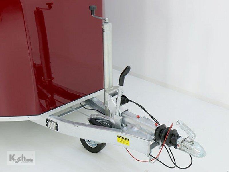 Anhänger типа Sonstige Kofferanhänger DK Vollpoly 150x290cm H:160cm|neues Modell|rot|Debon (Ko1549So), Neumaschine в Winsen (Luhe) (Фотография 6)