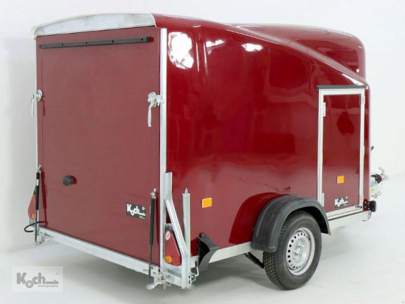 Anhänger типа Sonstige Kofferanhänger DK Vollpoly 150x290cm H:160cm|neues Modell|rot|Debon (Ko1549So), Neumaschine в Winsen (Luhe) (Фотография 3)