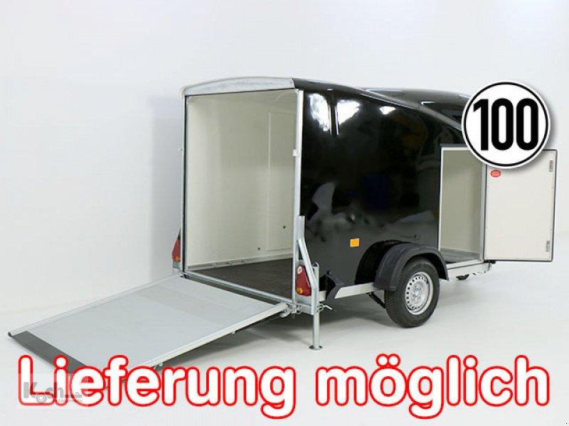 Anhänger типа Sonstige Kofferanhänger DK Vollpoly 150x290cm H:160cm neues Modell schwarz Debon (Ko1552So), Neumaschine в Winsen (Luhe) (Фотография 1)