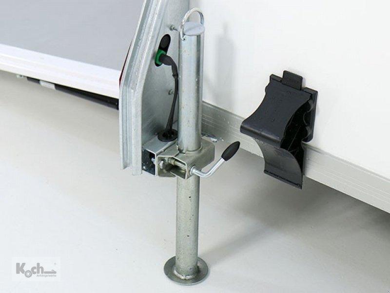 Anhänger типа Sonstige Kofferanhänger DK Vollpoly 150x290cm H:160cm|neues Modell|weiß|Debon (Ko1550So), Neumaschine в Winsen (Luhe) (Фотография 3)