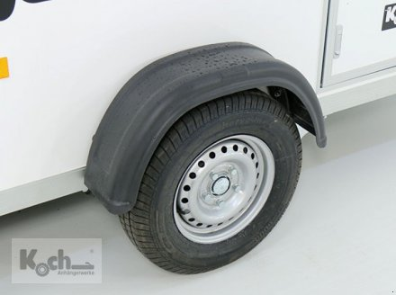 Anhänger типа Sonstige Kofferanhänger DK Vollpoly 150x290cm H:160cm|neues Modell|weiß|Debon (Ko1550So), Neumaschine в Winsen (Luhe) (Фотография 4)