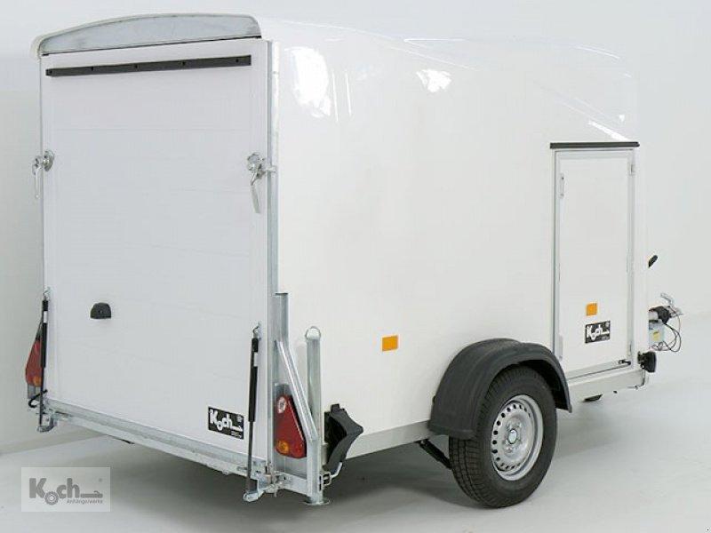 Anhänger типа Sonstige Kofferanhänger DK Vollpoly 150x290cm H:160cm|neues Modell|weiß|Debon (Ko1550So), Neumaschine в Winsen (Luhe) (Фотография 11)