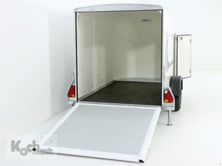 Anhänger типа Sonstige Kofferanhänger DK Vollpoly 150x290cm H:160cm|neues Modell|weiß|Debon (Ko1550So), Neumaschine в Winsen (Luhe) (Фотография 9)