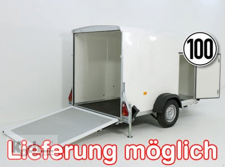 Anhänger типа Sonstige Kofferanhänger DK Vollpoly 150x290cm H:160cm|neues Modell|weiß|Debon (Ko1550So), Neumaschine в Winsen (Luhe) (Фотография 1)