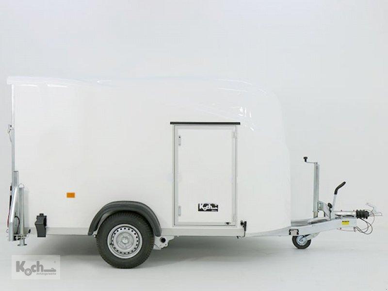 Anhänger типа Sonstige Kofferanhänger DK Vollpoly 150x290cm H:160cm|neues Modell|weiß|Debon (Ko1550So), Neumaschine в Winsen (Luhe) (Фотография 12)