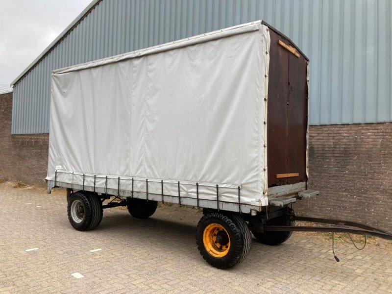 Anhänger типа Sonstige Landbouwwagen Landbouwwagen met huif, Gebrauchtmaschine в Stolwijk (Фотография 1)