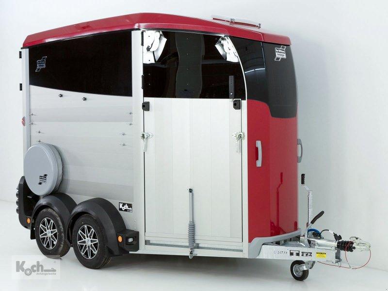 Anhänger типа Sonstige Pferdeanhänger HBX 506 Frontausstieg neues Modell rot Ifor Williams (Pf2085Iw), Neumaschine в Winsen (Luhe) (Фотография 4)