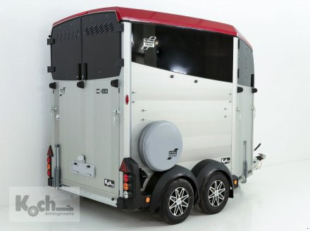 Anhänger типа Sonstige Pferdeanhänger HBX 506 Frontausstieg neues Modell rot Ifor Williams (Pf2085Iw), Neumaschine в Winsen (Luhe) (Фотография 2)