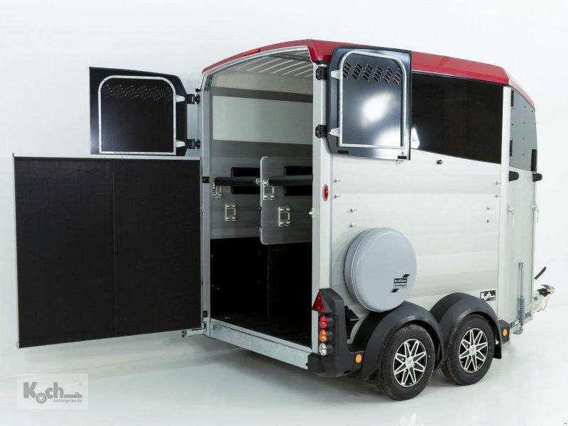Anhänger типа Sonstige Pferdeanhänger HBX 506 Frontausstieg neues Modell rot Ifor Williams (Pf2085Iw), Neumaschine в Winsen (Luhe) (Фотография 8)