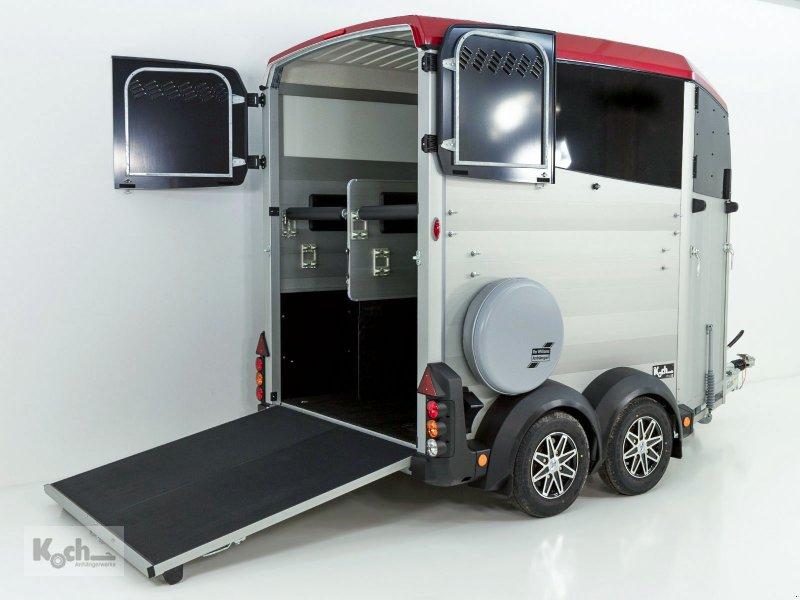 Anhänger типа Sonstige Pferdeanhänger HBX 506 Frontausstieg neues Modell rot Ifor Williams (Pf2085Iw), Neumaschine в Winsen (Luhe) (Фотография 3)