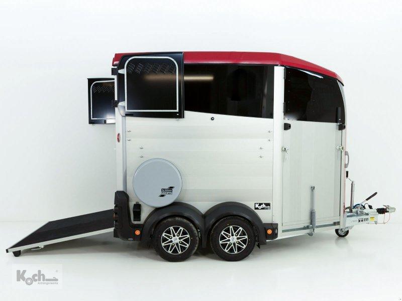 Anhänger типа Sonstige Pferdeanhänger HBX 506 Frontausstieg neues Modell rot Ifor Williams (Pf2085Iw), Neumaschine в Winsen (Luhe) (Фотография 6)