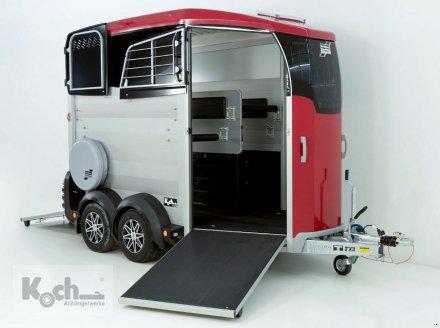 Anhänger типа Sonstige Pferdeanhänger HBX 506 Frontausstieg neues Modell rot Ifor Williams (Pf2085Iw), Neumaschine в Winsen (Luhe) (Фотография 1)