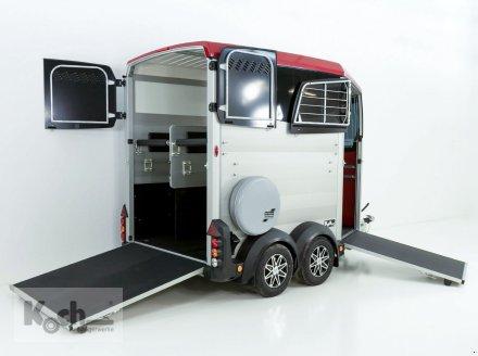 Anhänger типа Sonstige Pferdeanhänger HBX 506 Frontausstieg neues Modell rot Ifor Williams (Pf2085Iw), Neumaschine в Winsen (Luhe) (Фотография 9)