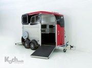 Sonstige Pferdeanhänger HBX 506 mit Frontausstieg neues Modell rot (Pf2085Iw) Anhänger