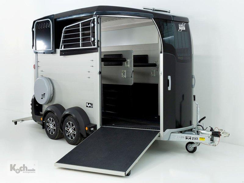 Anhänger типа Sonstige Pferdeanhänger HBX 511 Frontausstieg neues Modell schwarz Ifor Williams (Pf2093Iw), Neumaschine в Winsen (Luhe) (Фотография 1)