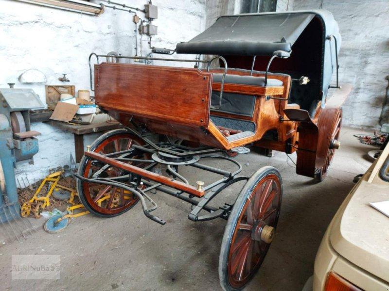 Anhänger типа Sonstige Pferdekutsche, Gebrauchtmaschine в Prenzlau (Фотография 1)